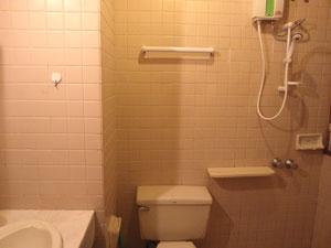 Salle de Bain Avec Douche Privée