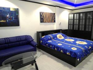 1 Bed Studio Condo