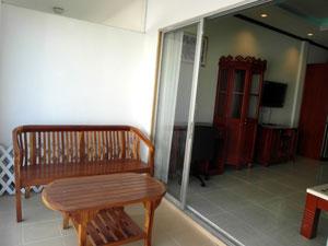 一室酒店公寓