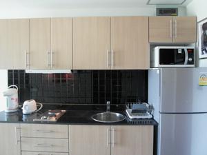 Condo - Kitchen