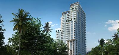 City Garden Tower Pattaya