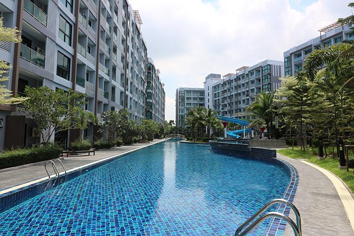 Multi-Level Lagoon Pool