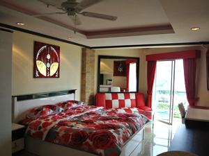 Appartement au Jomtien Beach