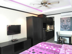 Appartement à Jomtien Beach