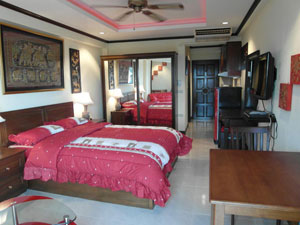 Appartement Jomtien Beach