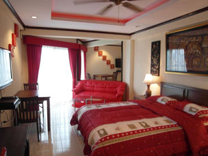 Appartement de Jomtien Beach
