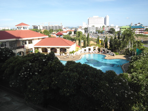 Jomtien Condo Pool View