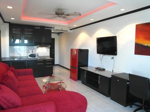 Jomtien Beach Apartment