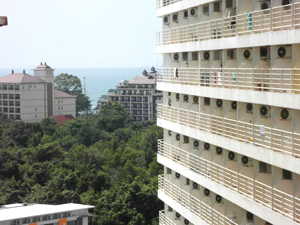 Jomtien Condo Sea View
