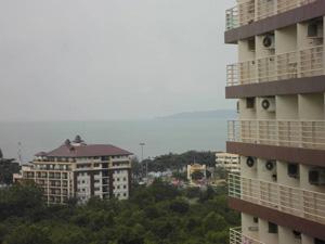 Вид с балкона 12 этажа