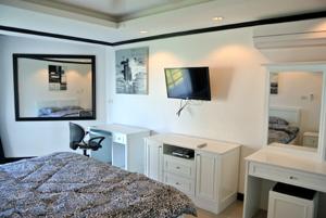 Jomtien Beach спальня