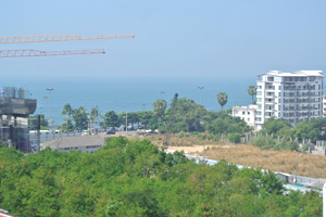 7th Floor Sea View