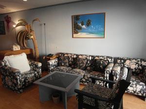 Comfortable Livingroom