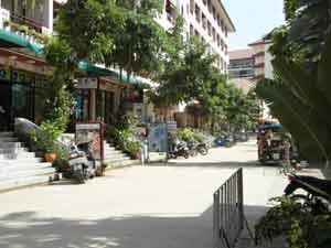 Jomtien Plaza Street View