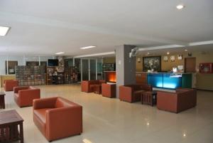 Jomtien Plaza Reception