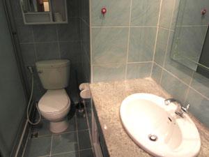 Salle de Bain de l'Appartement a Jomtien
