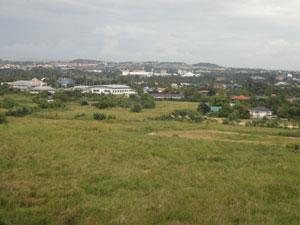Вид на окрестности