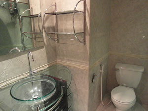Salle de Bain de l'Appartement