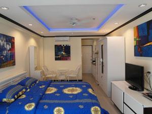 Appartement Studio Avec Grand Lit