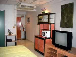 Appartement Jomtien Beach