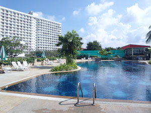 Jomtien Beach Condominiums