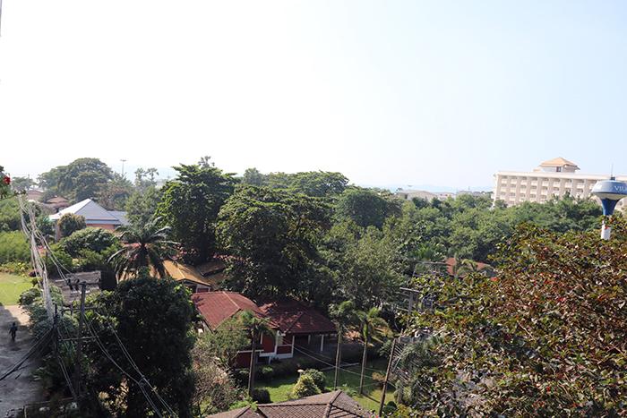Partial Sea View