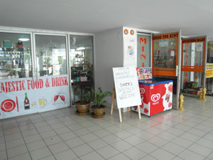 Restaurant/Bar du Majestic