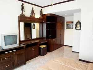 Chambre de l'Appartement