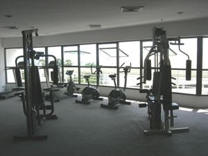 Metro Condotel Gym