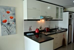 Кухня полностью укомплектованная