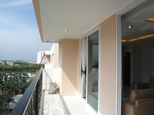 Balcony Sea View