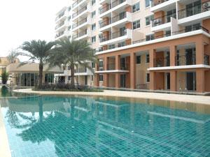 Paradise Park Pool