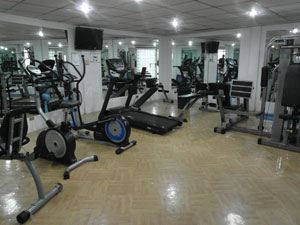 Paradise Fitness Center