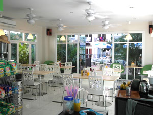 Park Lane Jomtien Resort Restaurant