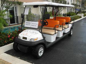 Le Minibus du Park Lane Resort