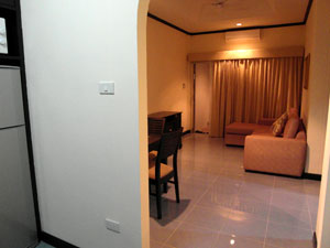 Living Room - From Kitchen