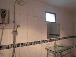 Большая ванная комната на 2 этаже