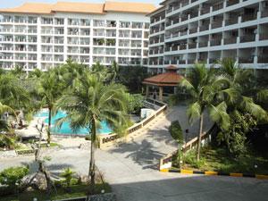 Кондоминиум Royal Hill Resort Pattaya