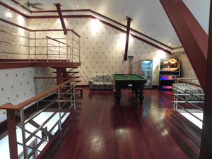 2nd Floor Game Room