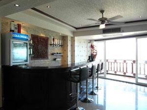 Living Area/Bar