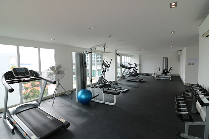 Roof Top Gym