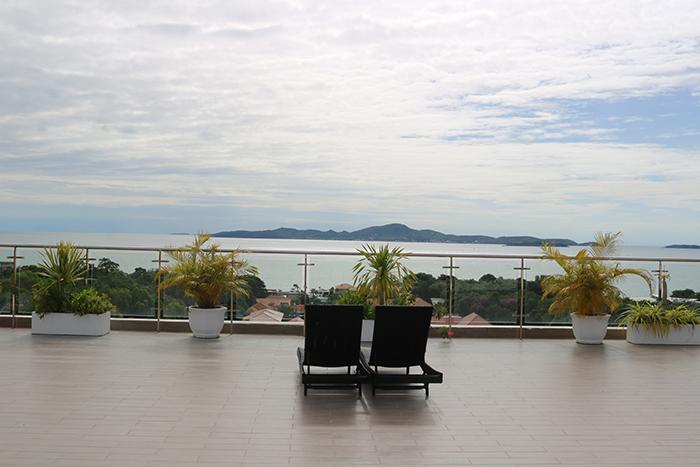 View of Koh Larn