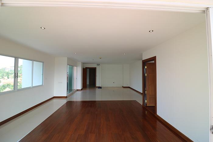 Wooden Floors in Living & Bedroom
