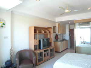 Appartement au View Talay