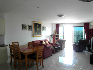 View Talay Apartment