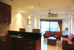 View Talay гостиная