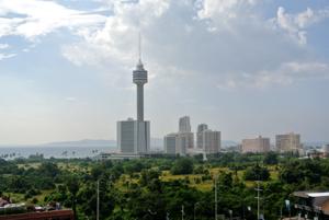 Вид на Паттайя Парк