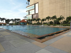 View Talay 6 Pool Area