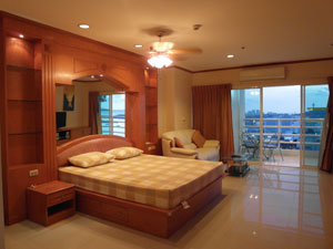 Appartement Luxueux à View Talay 6