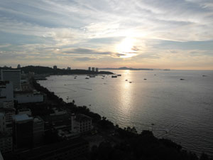 View Talay 6 Pattaya Side